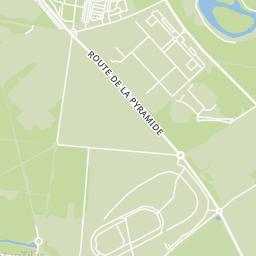 Plan Du Cadastre De La Ville De Maisons Alfort France Cadastre
